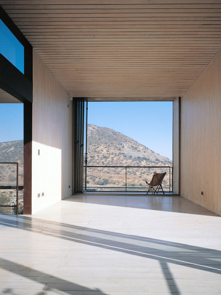 Gallery of La Reserva House / Sebastian Irarrazaval - 4