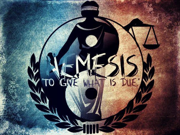 Nemesis (mythology) - Simple English Wikipedia, the free encyclopedia
