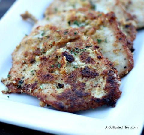 ... pork loin chops herb porkchops sub chicken panko breaded pork see more