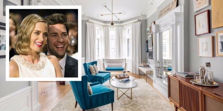 Emily Blunt and John Krasinski's Beautiful Home Decor | www.bocadolobo.com #homedecorideas #homedecor #decorations #celebritieshouses #interiordesign #exclusivedesign #luxurybrands #emilyblunt #johnkrasinskis @homedecorideas