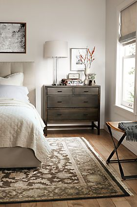 Meet Berkeley, our new dresser that's handcrafted in North Dakota. It pairs beautifully with both classic and modern styles.