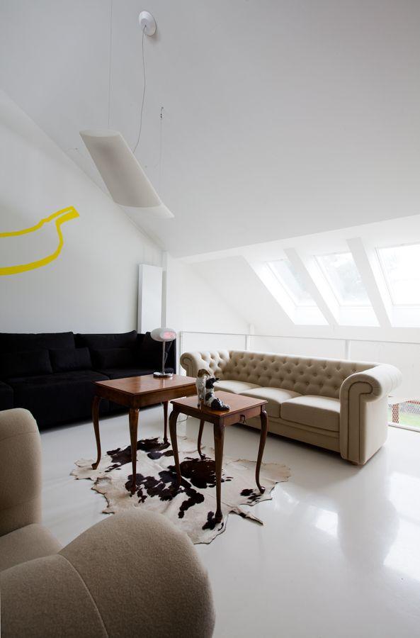 Interior design by Oyster, 2011  Photo: Joanna Pawłowska