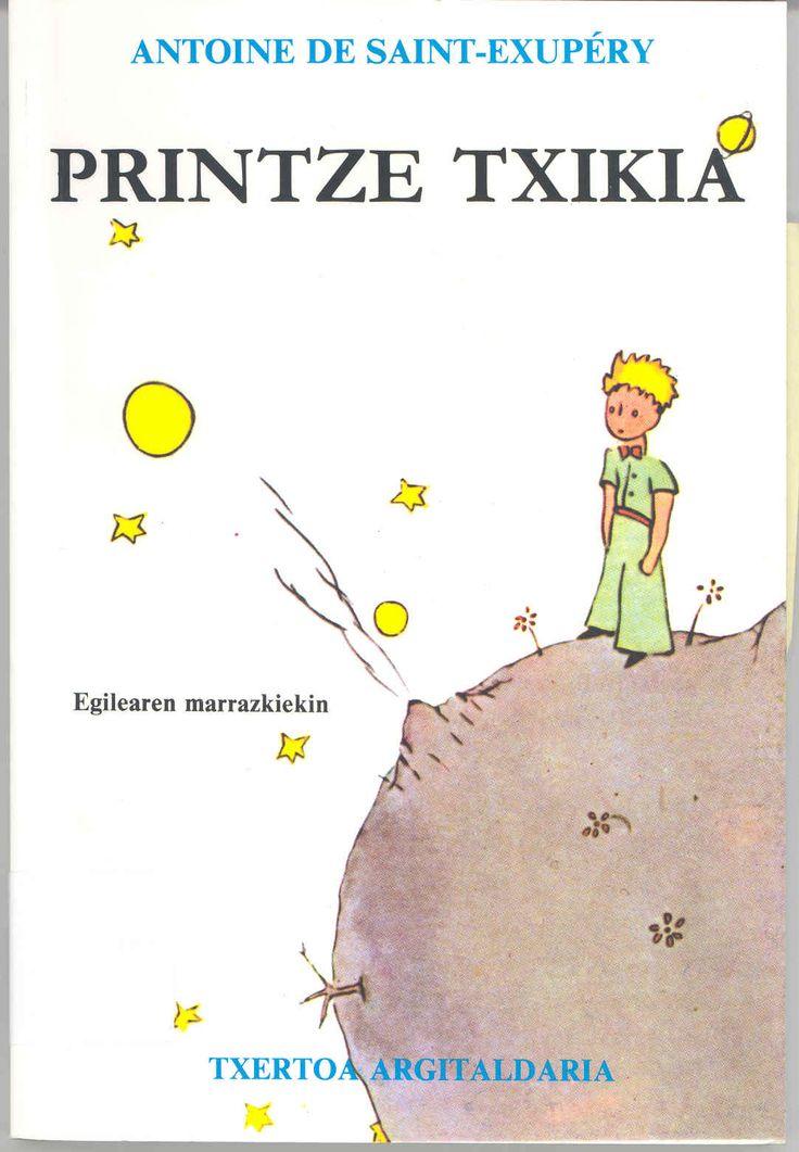 06/04/2017. El Principito cumple 74 años.  / Printze Txikiaren urtebetetzea da gaur.