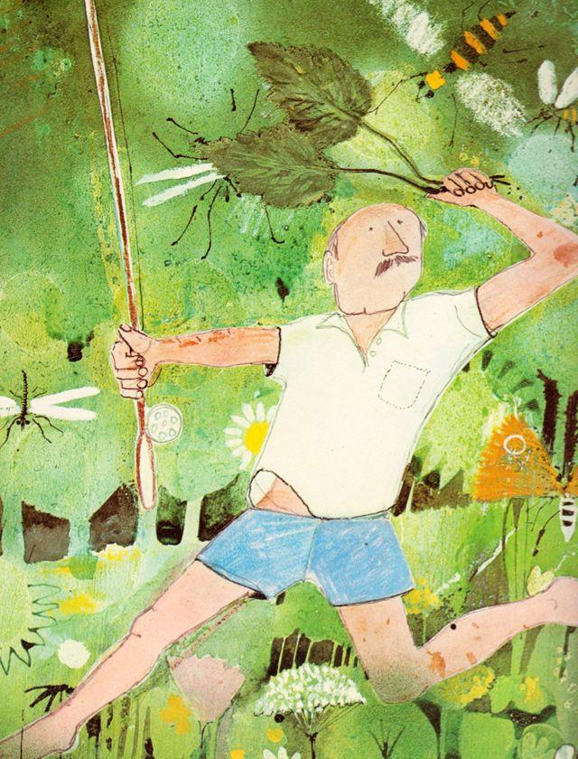 Seasons - written & illustrated by John Burningham (1971).