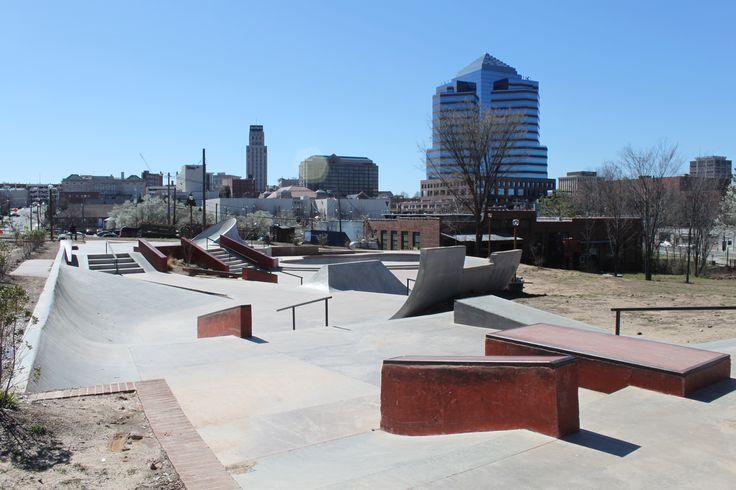 Image result for urban skatepark in downtown