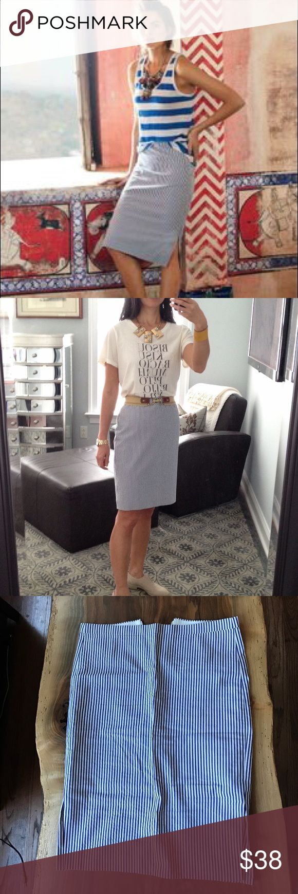 1000 ideas about striped pencil skirts on