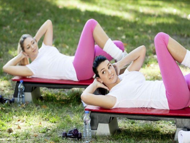 Tratamiento para eliminar la grasa del abdomen estudio, realizado por