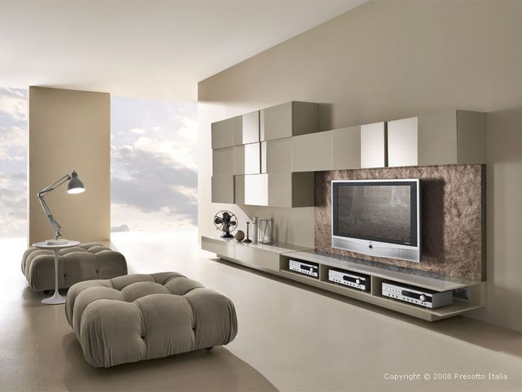 13 Ultra Modern Living Room Designs By Presotto Italia Modern Beige Themed Living  Room Design With Comfortable Sofa U2013 Home And Interior Design Ideas Part 64