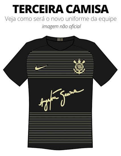 Honoring Legendary Formula 1 Driver Senna - Nike Corinthians 18-19 Third  Kit Design Leaked - Footy Headlines 63333f150b92f