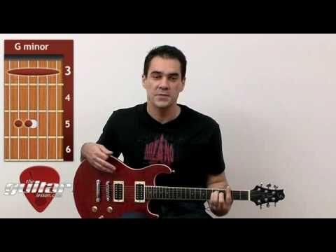 Beginner Guitar Lesson #7 - Barre (Bar) Chords...