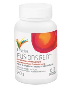 Lifeplus - FUSIONS RED™ .. lauter rote Früchtchen :-)