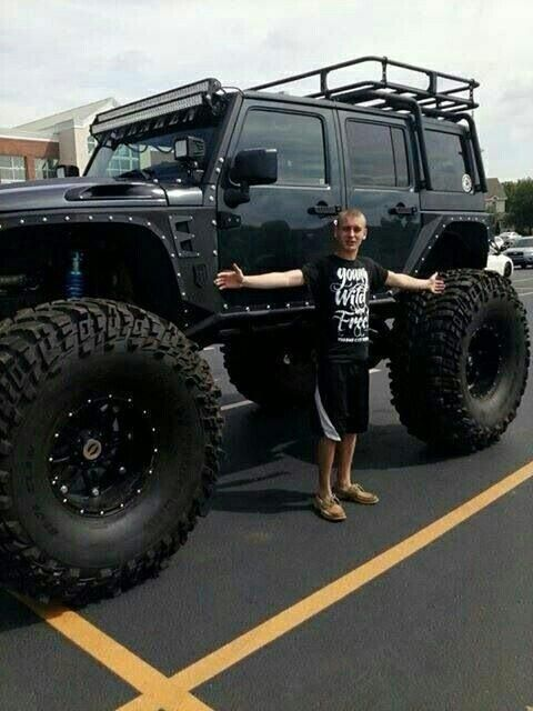 #JKU #JK #Jeep pic.twitter.com/h7t8Vypzr0