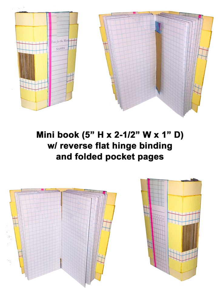 Book Cover Paper Weight ~ Mini book cover manila folder with heavy weight