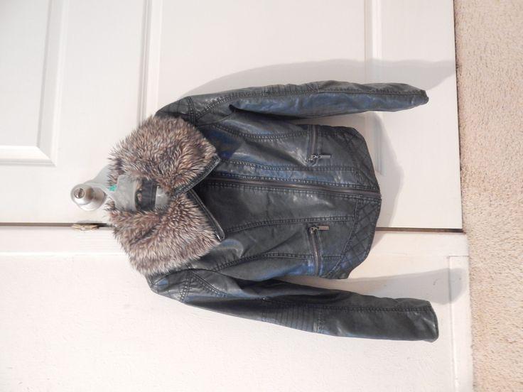 Selling this coat on tradesy! https://www.tradesy.com/outerwear/xhilaration-green-fur-coat-1354062/