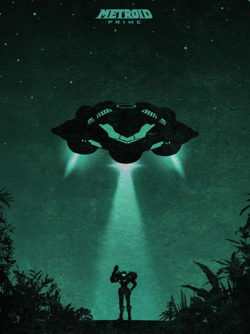 Metroid Prime - Colin Morella