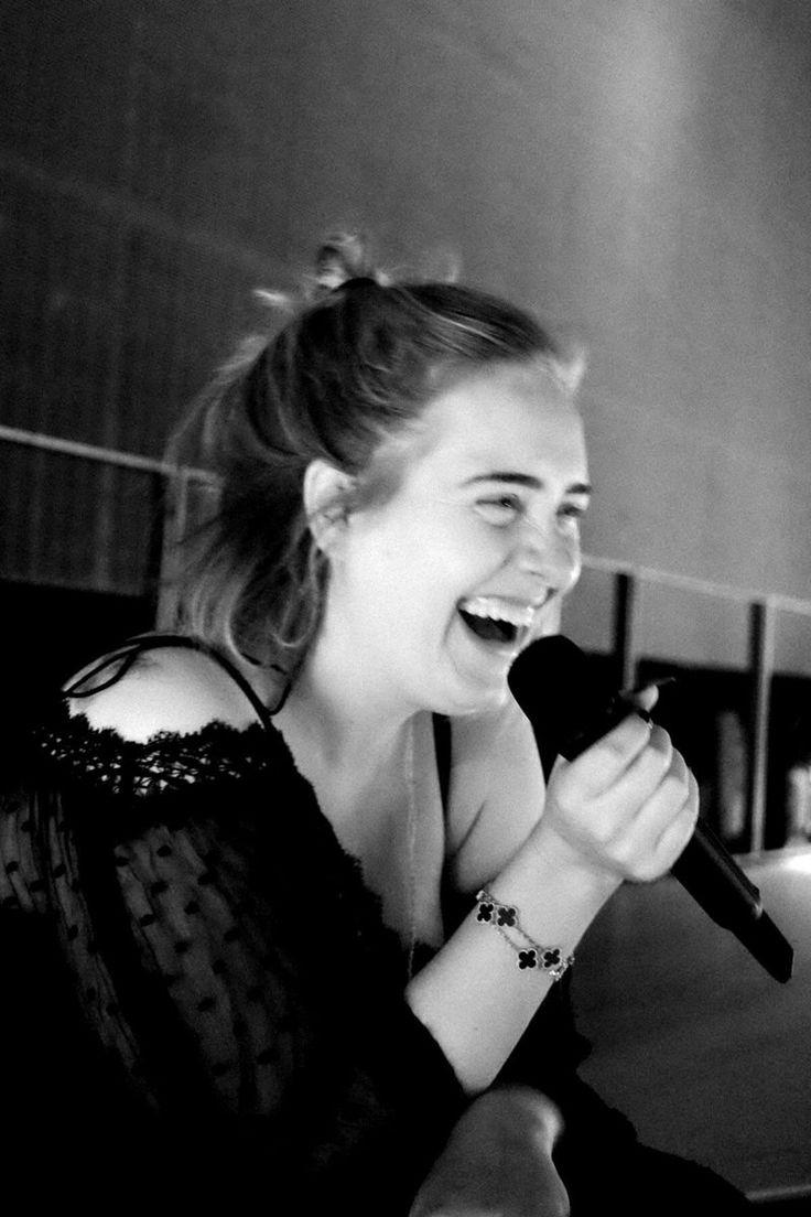 """Los Angeles, CA / Staples Center / Aug 5"" - Adele by Alexandra Waespi"