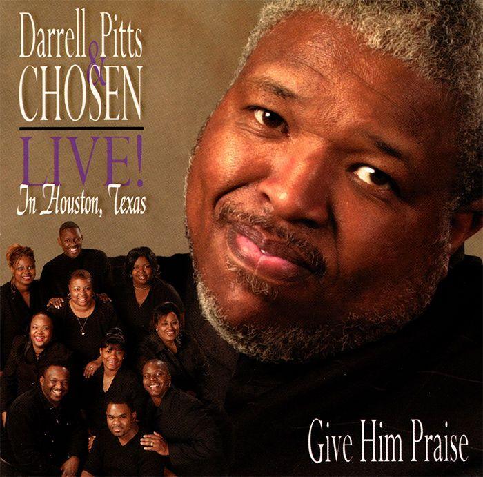 Mejores 16 imgenes de gospel rb en pinterest cristiano lbum y rev darrell pitts chosen give him praise live in houston cd 2001 malvernweather Gallery
