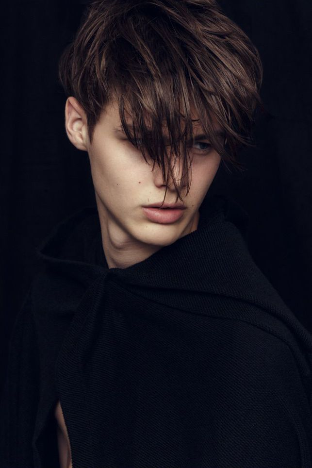 Darwin Gray | Photographed by Joan Michel for... - Strange Foreign Beauty
