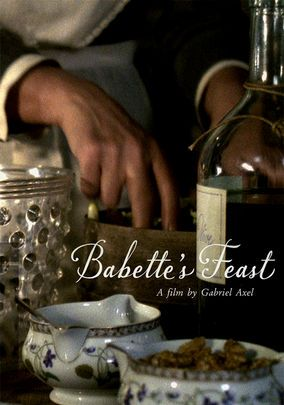 Babette's Feast 1987 Awesome foodie movie!