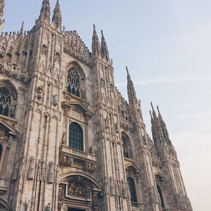 Un week-end entre Côme et Milan.   Paulinement votre