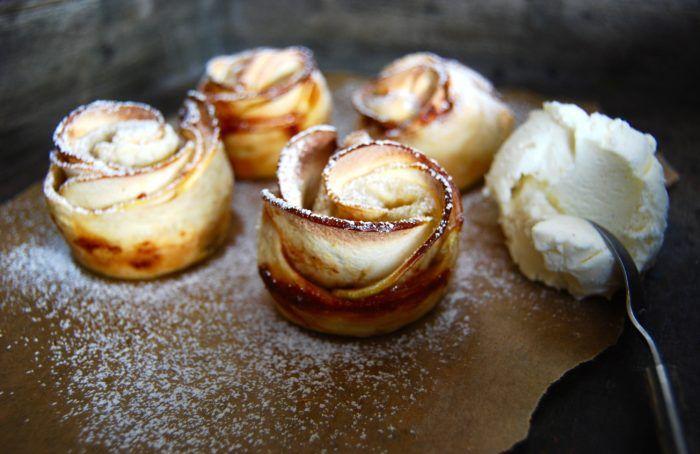 Äppelrosor med doft av vanilj & kanel! | Sveriges Mästerkock Catarina König | Bloglovin'