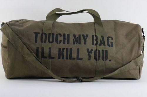 Killer bag... | Essentials (men's accessories)