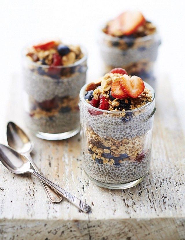 Best 25 chia pudding breakfast ideas on pinterest chia seed breakfast chia pudding and chia - Clean burnt pot lessminutes ...
