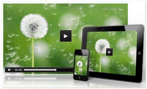 【JWPlayer】高画質動画や高音質音声を貼りつける方法