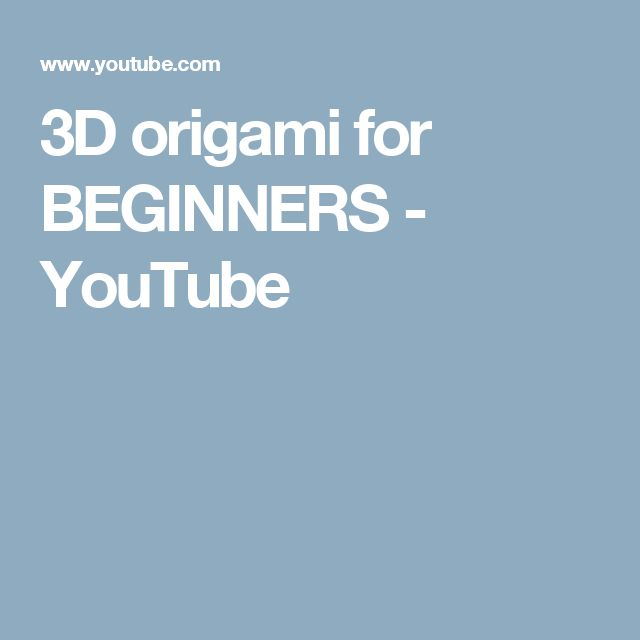 How to fold an origami paper game youtube