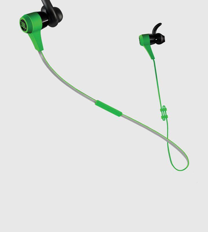 The JBL Reflect BT Wireless Sport headphones offer a 5 hour battery life.