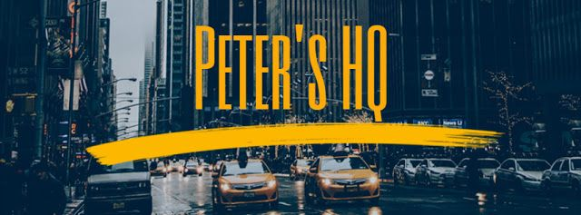 Fifty Shades of Men: Peter's HQ: Hip-Hop groter dan Rock?!?!?!