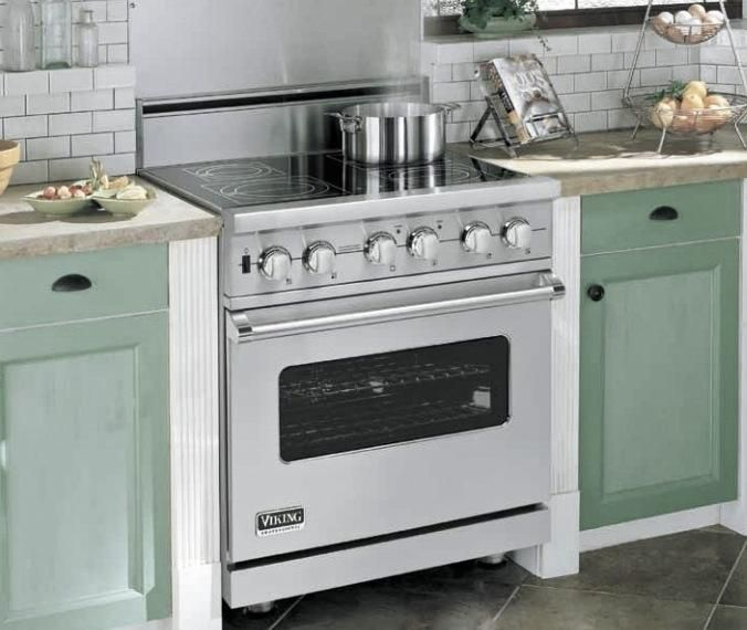 Dreaming of a professional-style range but confined to electric power in your kitchen? The truth is your choice in cooking appliances is limited, but not bleak.  In response to pleas from readers, we have gone on a search for electric pro-style freestanding ranges and here are our results.