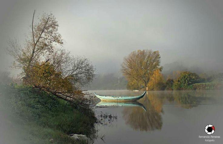 Foz do rio Sabor