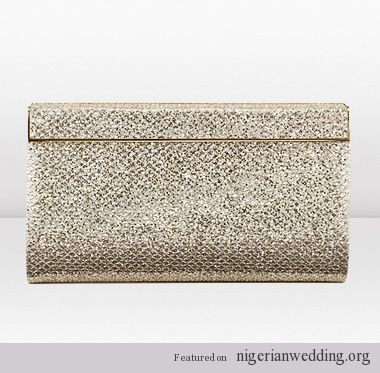 Clutch Bag On Sale, Black, Fabric, 2017, one size Jimmy Choo London