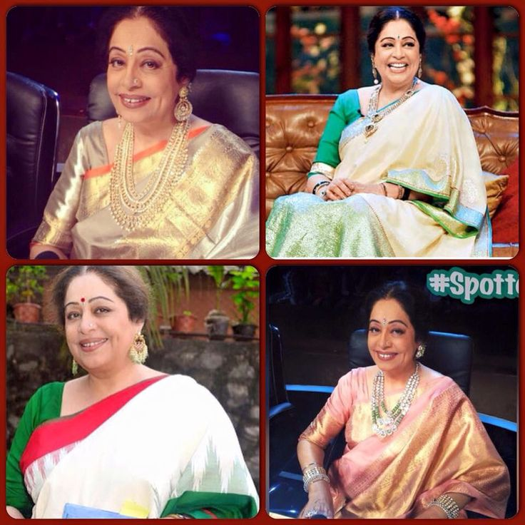 Kiron Kher in recent IGT event. Description by Mahua Roy Chowdhury