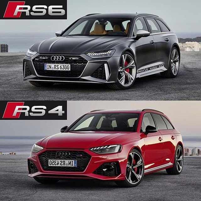 Audi Rs6 Avant Or Rs4 600hp And 0 60 In 3 6s Vs 450hp And 0 60 In