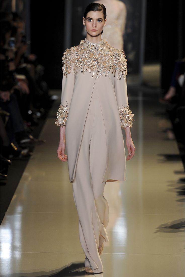Elie Saab - Haute Couture Spring Summer 2013 - Shows - Vogue.it