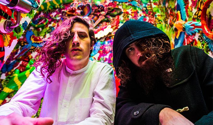 Dope beats provided by Hippie Sabotage at The Novo by Microsoft on Thurs Feb 23!