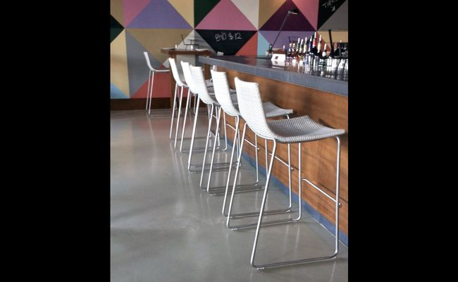 Tony Tomatoes– North Adelaide | Concept Collections | Harmonic Indoor/Outdoor Stool