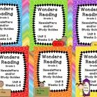 Here are all 6 units of newsletters / study guides that go along with the McGraw-Hill Wonders Reading program for Grade 1! The whole year for each ...