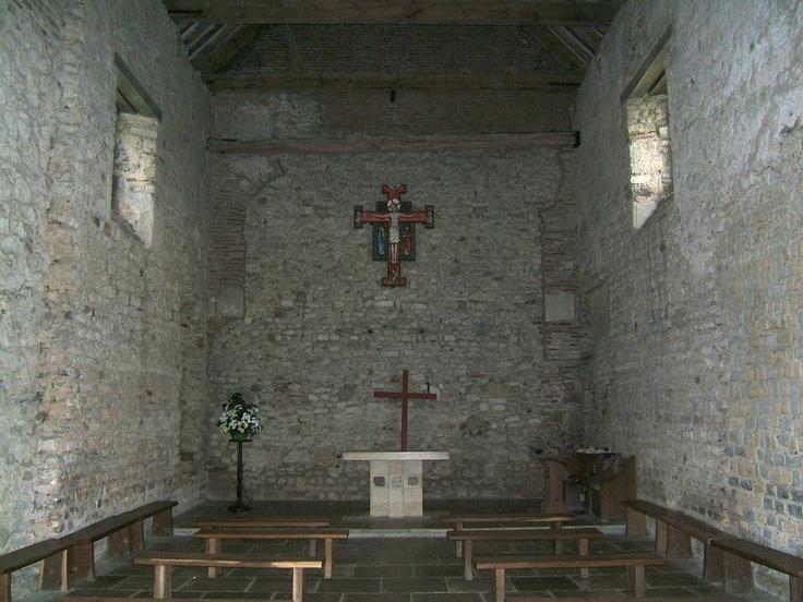 St. Peter-ad-Murum, Bradwell-on-Sea