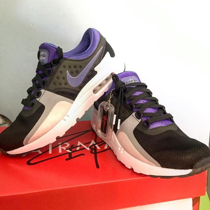 Nike Airmax Zero QS #nike #airmax #quickstrike #QS #tinkerhatfield #sneakers