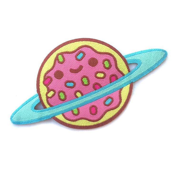 Jelly Donut Galaxy Patch