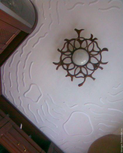 Купить или заказать облака на потолке в интернет-магазине на Ярмарке Мастеров. Сперва обсуждается размер потолка ,рисунок ,основной фон .Потом на потолок наклеивается рисунок из пенопласта толщиной 5 мм. Потолок получается легким, рельефным, с тенями и главное вы можете сделать его сами , с облаками и без них и тд и тд ,а если у ВАС нет времени на это то я помогу его сделать.