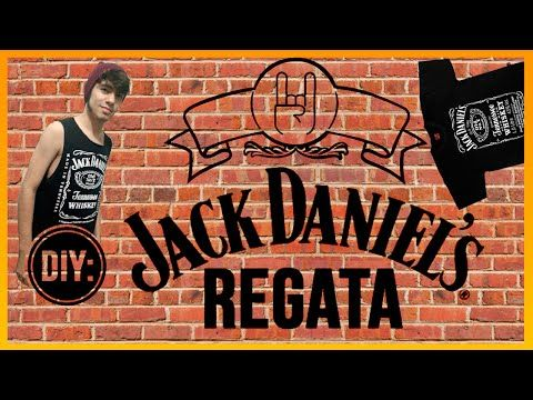 DIY | Regata Jack Daniel's - YouTube