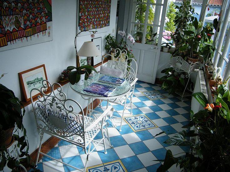 Casas y los Interiores Franceses. Hable con LiveInternet - Servicio Rusos Diarios Online
