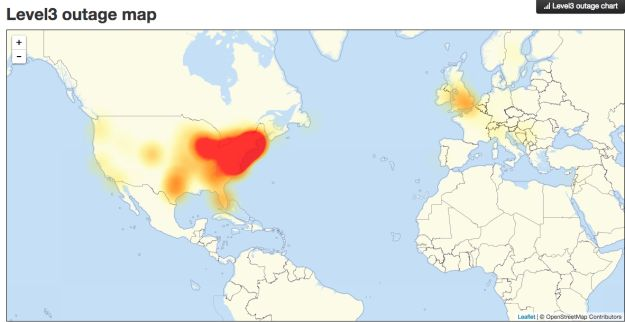 A Major Denial Of Service Attack Brought Down Websites On The US East Coast - BuzzFeed News
