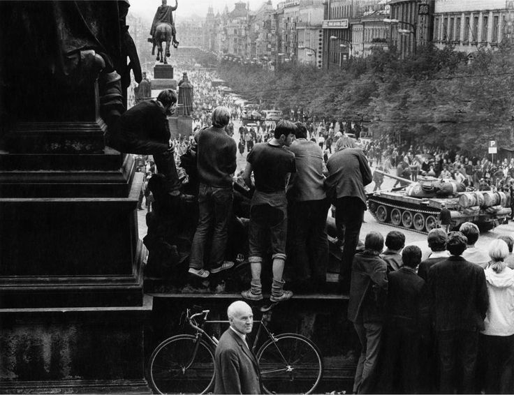 Prauge, 1968.