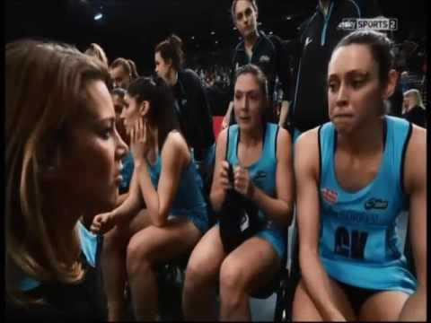 2016 Netball SuperLeague Season-Manchester Thunder vs Surrey Storm