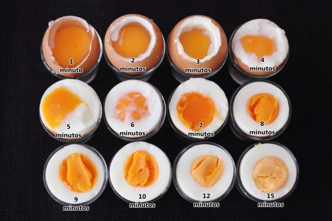 Cocer un huevo perfecto                                                                                                                                                                                 Más